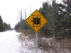south_sparrow_lake_road_turtle_sign