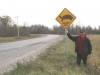 turtle_crossing_sign_lake_dalrymple_narrows_oct_09